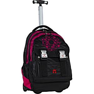 Школьный рюкзак на колесах Take It Easy Madrid Восточный Цветок