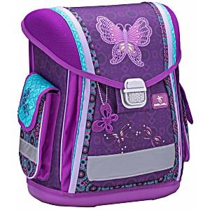 Школьный Ранец Belmil 404 5 Бабочка Colorful с наполнением