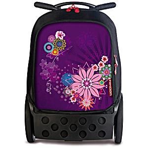Рюкзак на колесах Roller Bloom Nikidom Испания арт. 9011 (19 литров)